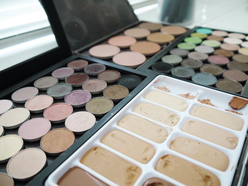 Bien-aimé Make-up Artist Palettes | Tommy Beauty Pro WA77