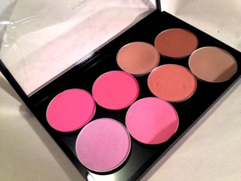My Blush Palette #2