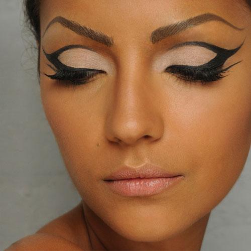 Fashion Week Make-up Trends 2012