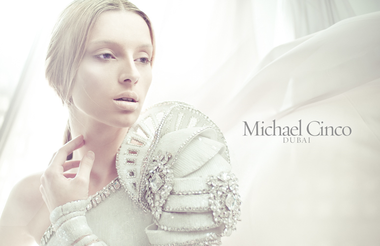Tommy Beauty Pro: Michael Cinco Spring/Summer 2012 Ad Campaign