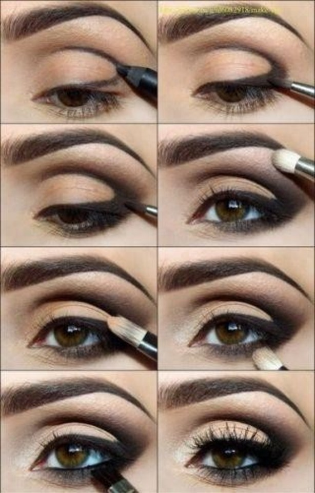 Sultry Smokey Eye Makeup Tutorial advise