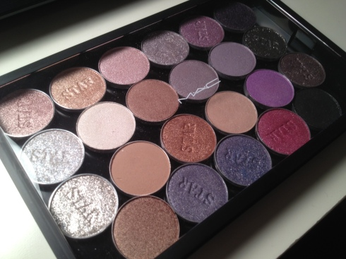 Bridal Make-up Eye Shadow Palette 1