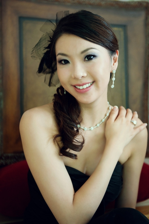 Romantic Bridal Make-up 2