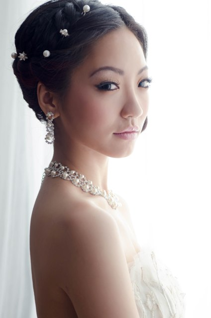 Beautiful Chinese Bridal Make-up by Tommy Beauty Pro
