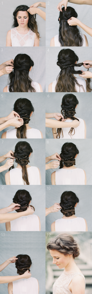 wedding-hairstyles-for-medium-hair-tutorials