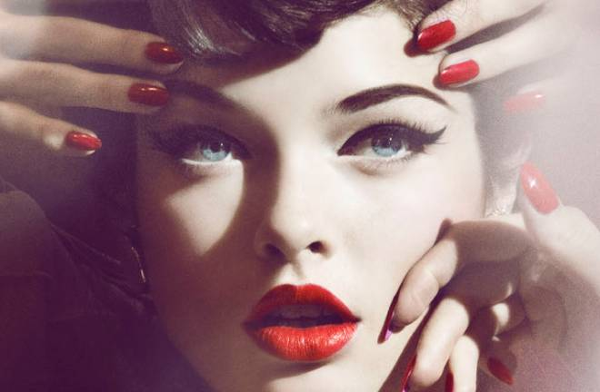 5 Shades of Red Lipstick to Leave on your Wine Glass ...