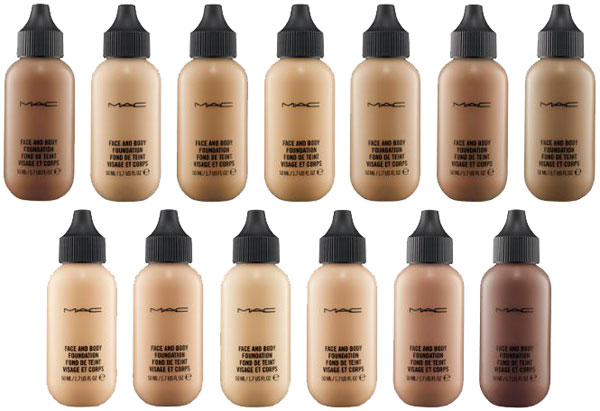 Airbursh Makeup Foundation MAC