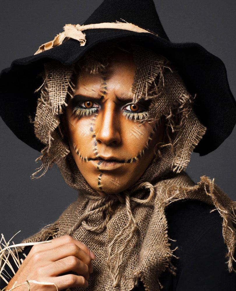 Tommy Beauty Pro: M·A·C Halloween Face-Off 2012
