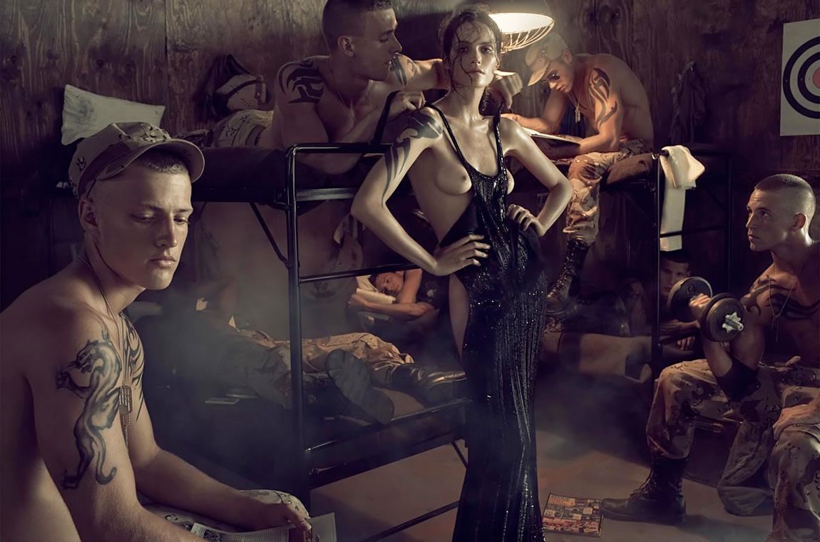 Make love not war by steven meisel naked (58 photo), Instagram Celebrites images