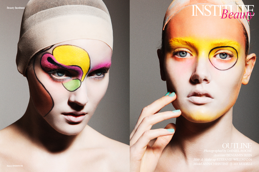 """Institute Magazine: """"Outline"""" Beauty"""
