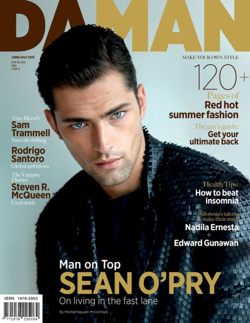 Sean O'Pry for DaMan-01