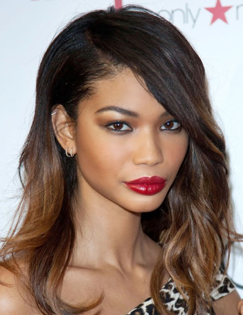 '70's Inspired Perfection: Chanel Iman
