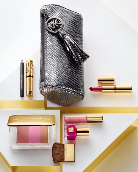 Estée Lauder and Michael Kors Makeup Sets for 2012 Holiday