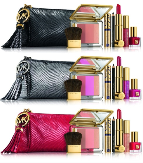 Estée Lauder and Michael Kors Makeup Sets for 2012