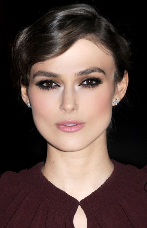 Extreme Lashes: Keira Knightley