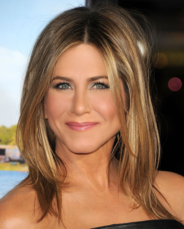 gorgeous make-up | Tommy Beauty Pro Jennifer Aniston Makeup