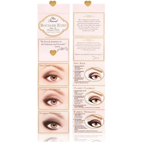 How-To Glamour Guide: Boudoir Eyes Shadow
