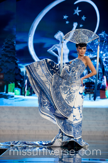 National Costume: China 2012