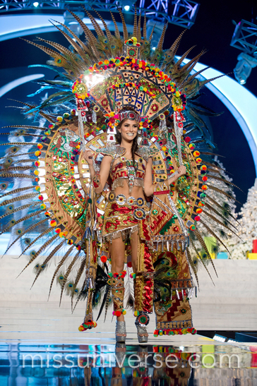 National Costume: Mexico 2012