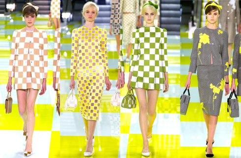 Louis Vuitton 2013春夏秀 Louis Vuitton 2013春夏