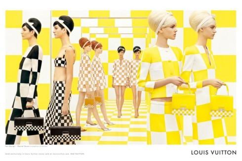 Louis Vuitton Spring 2013 Ad Campaign