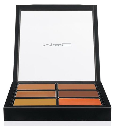 Pro Conceal and Correct Palette: Dark