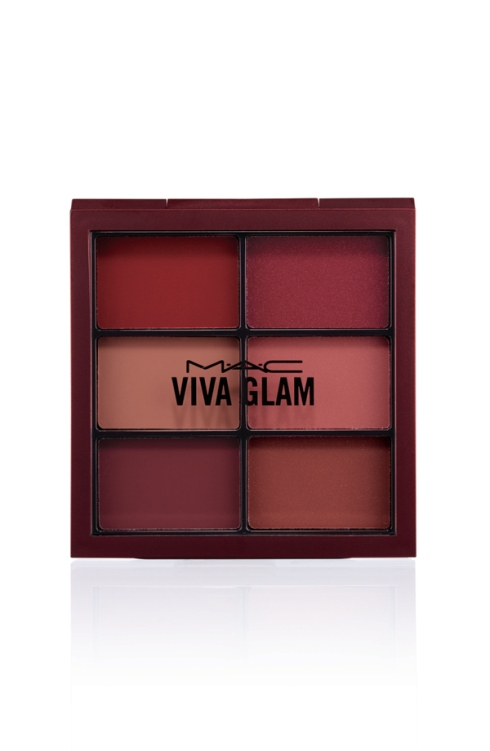 mac viva-glam-lip-palettle
