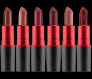 M·A·C Viva Glam Lipsticks