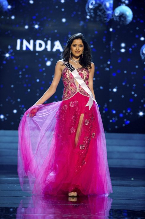 Miss Universe India 2012 Shilpa Singh