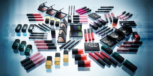 NARS x Andy Warhol Holiday Collection 2013