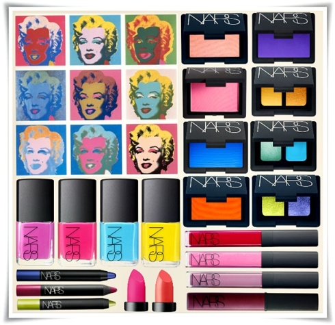 The NARS Andy Warhol Collection: A modern take on the Pop Art