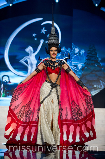 National Costume: Thailand 2012