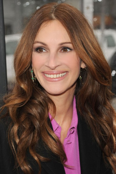Pretty in Pink: Julia Roberts