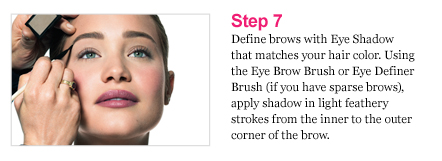 Pretty Powerful Makeup Lesson step7