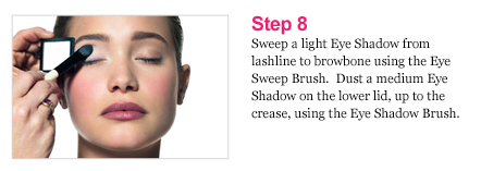 Pretty Powerful Makeup Lesson step8