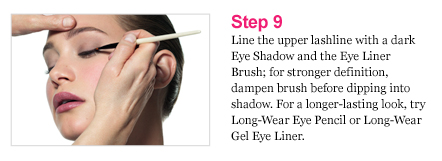 Pretty Powerful Makeup Lesson step9
