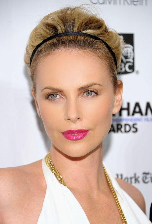 Radiant Complexion: Charlize Theron