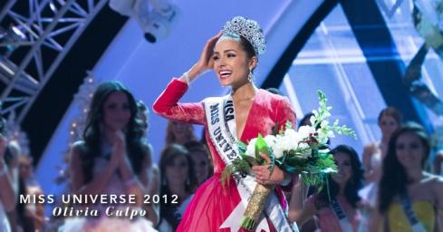 Miss Universe 2012: Olivia Culpo (USA)