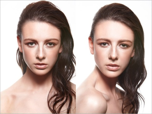 Sun-Kissed . Bronzing Skin Beauty Make-up by Tommy Chiang