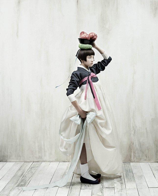 Tommy Beauty Pro: Kim Kyong Soo For VOGUE Korea