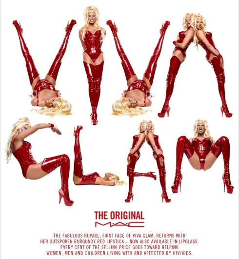 The Original M·A·C VIVA GLAM
