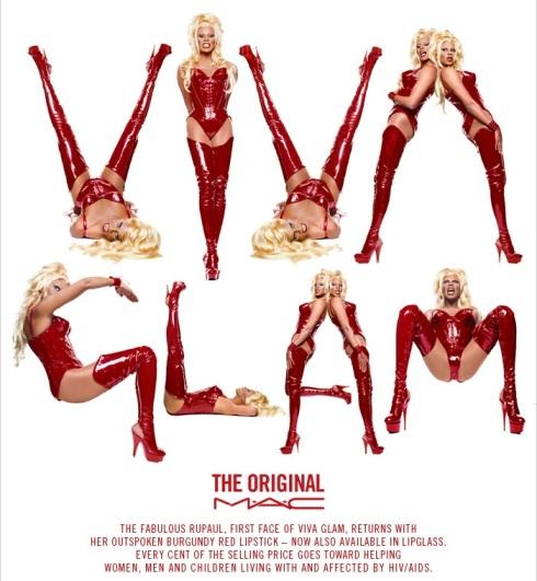 The Original M·A·C VIVA GLAM