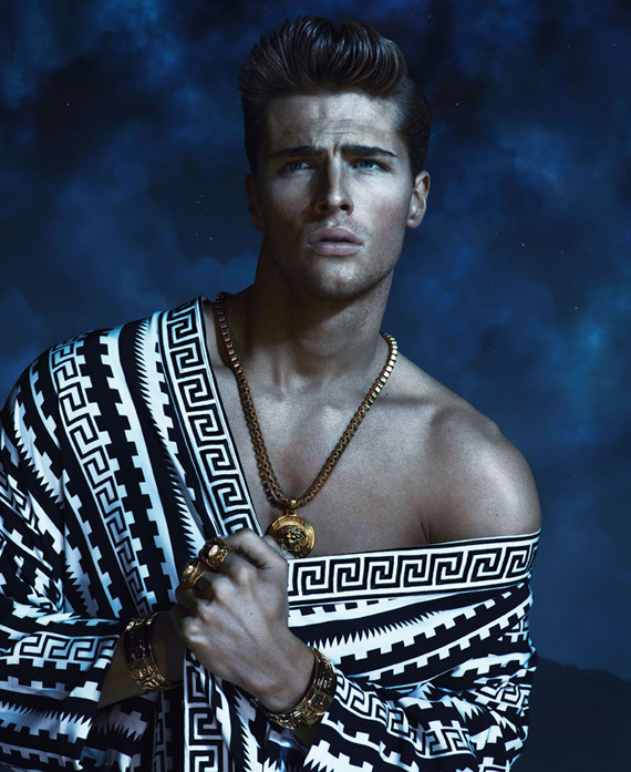 Tommy Beauty Pro: Versace-spring-2013-campaign-18