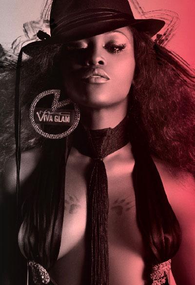 M·A·C Cosmetics-Viva Glam VI, Campaign 1. Eve