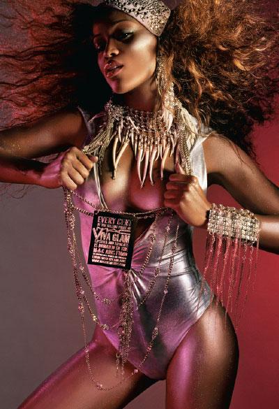 M·A·C Cosmetics-Viva Glam VI, Campaign 2. Eve