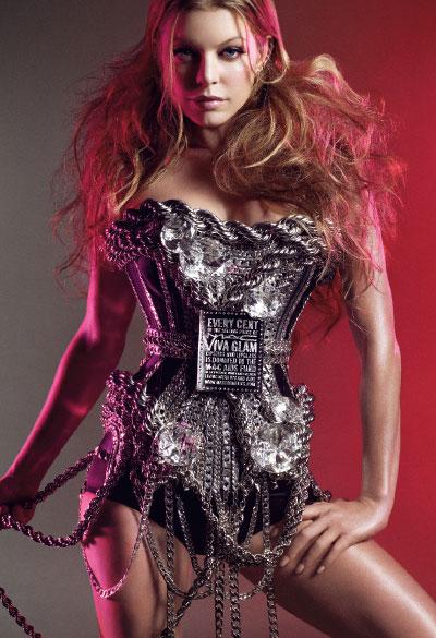 M·A·C Cosmetics-Viva Glam VI Special Edition, Campaign 1. Fergie