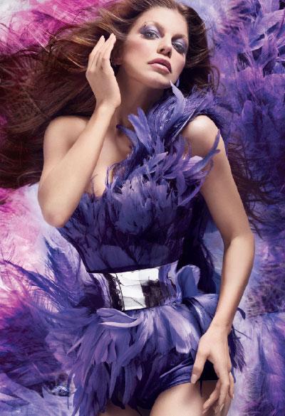 M·A·C Cosmetics-Viva Glam VI Special Edition, Campaign 2. Fergie