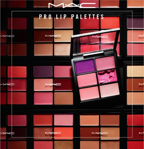 M·A·C PRO Lip Palettes-Analogous Colors