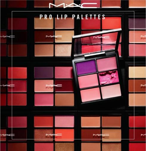 M·A·C PRO Lip Palettes-Analogous Colors