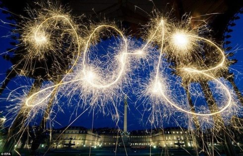 Happy 2013 New Year!